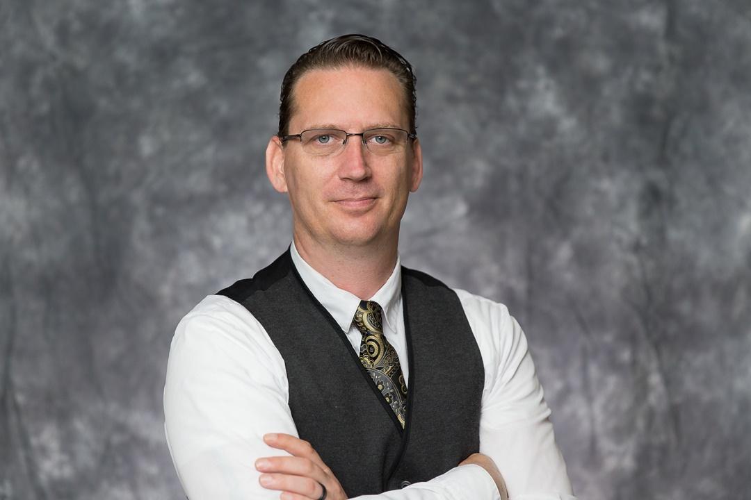 Steven Morrison, MS, CDP